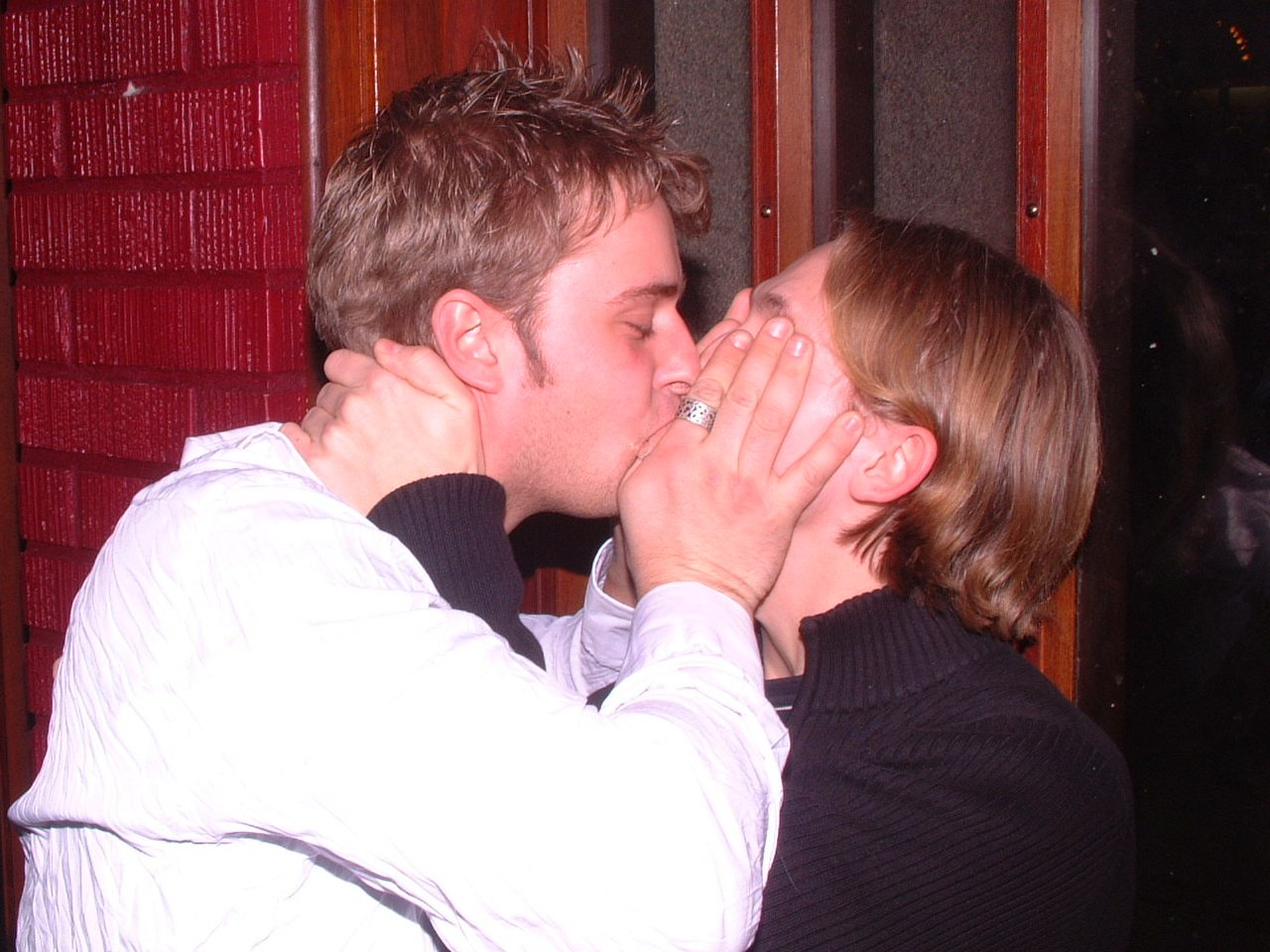 kissing, for example (my favorite past time):
